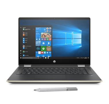 """HP Pavilion X360 14"""" Touchscreen 2-in-1 Laptop Intel 256GB with HP Pen and 2-Year Warranty"""