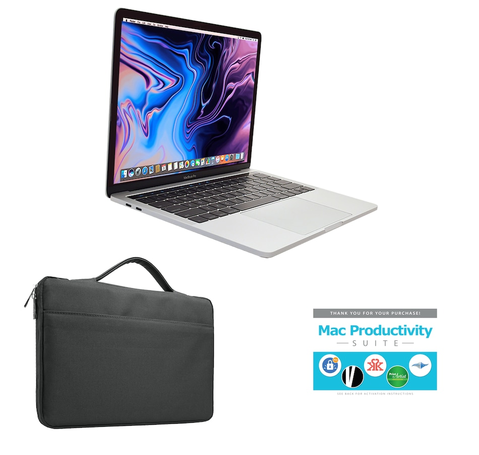 """Image 632320_SLK.jpg , Product 632-320 / Price $2,029.99 , Apple MacBook Pro (2020) 13.3"""" from Apple on TSC.ca's Electronics department"""