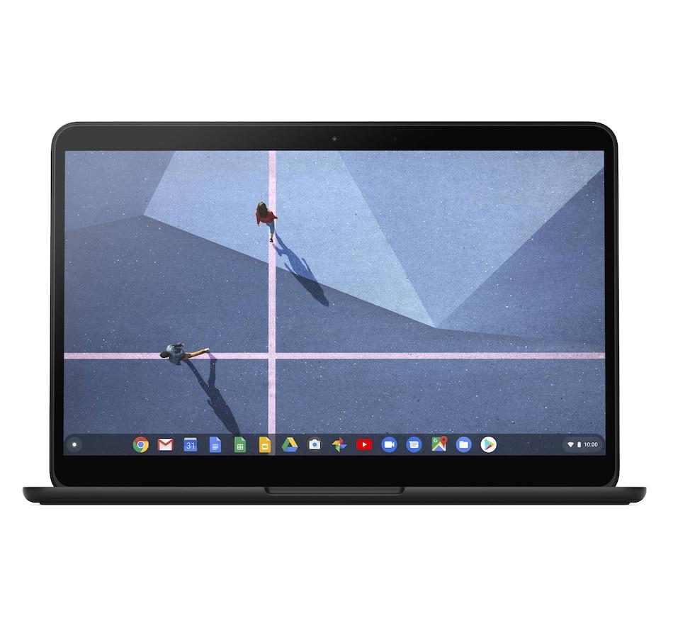 "Image 632350.jpg , Product 632-350 / Price $1,349.00 , Google Pixelbook Go 13.3"" Chromebook (Intel 8th-Gen m3, 16GB RAM, 128GB SSD, Chrome OS, English, GA00523-US, ""Just Black"" from Google on TSC.ca's Electronics department"