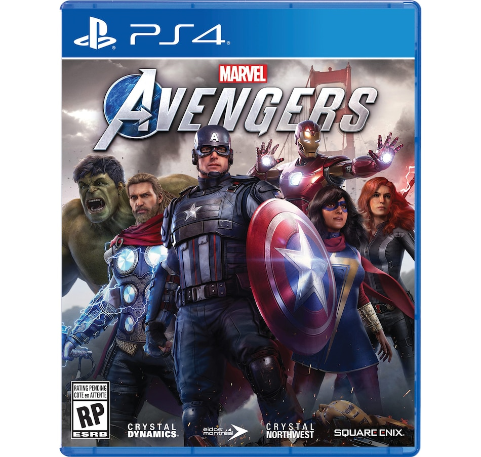 Image 632373.jpg , Product 632-373 / Price $79.99 , Marvel's Avengers PS4 from PlayStation on TSC.ca's Coins & Hobbies department