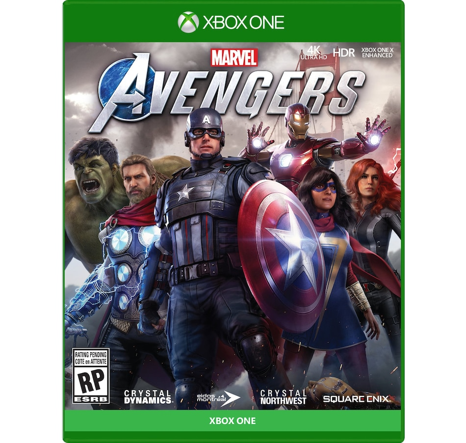 Image 632374.jpg , Product 632-374 / Price $79.99 , Marvel's Avengers Xbox One from XBOX on TSC.ca's Coins & Hobbies department