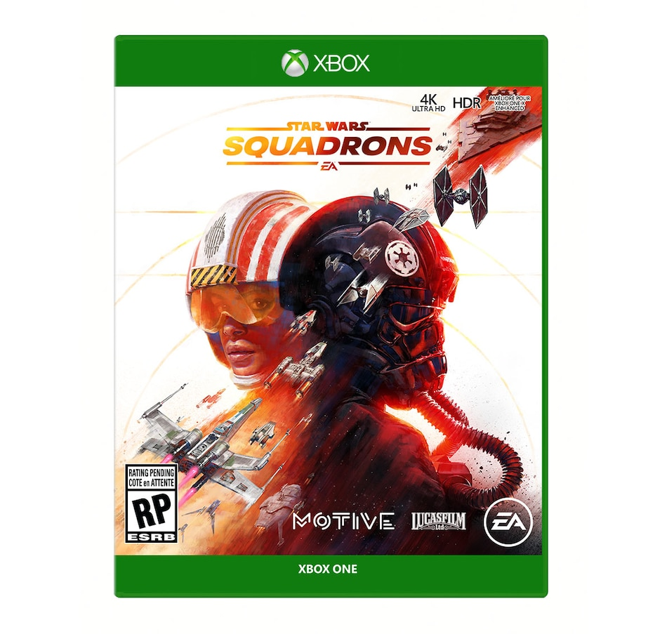Image 632381.jpg , Product 632-381 / Price $59.99 , Star Wars Squadrons Xbox One (pre-order; on sale August 28, 2020) from XBOX on TSC.ca's Coins & Hobbies department