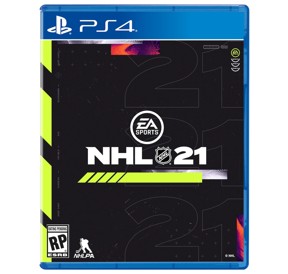 Image 632384.jpg , Product 632-384 / Price $39.99 , NHL 21 PS4 (pre-order; on sale December 31, 2020) from PlayStation on TSC.ca's Coins & Hobbies department
