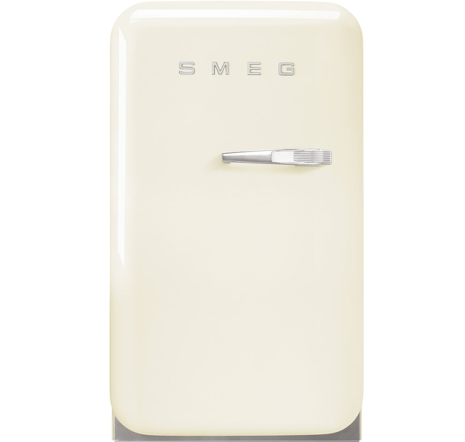 "Image 632514_CRM.jpg , Product 632-514 / Price $1,599.00 , SMEG 18"" 50's Style Mini Fridge (Left Hand Hinge) from Smeg on TSC.ca's Kitchen department"