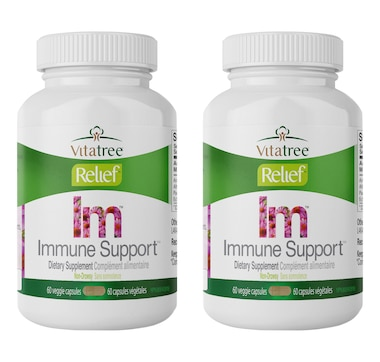 VitaTree Relief Immune Support 60-Day