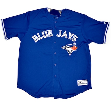 Autographed Vladimir Guerrero Jr. Toronto Blue Jays Away Majestic Baseball Jersey