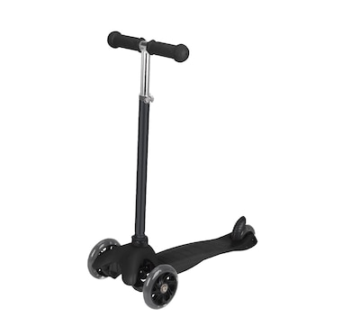 Rugged Racers Kids Scooter with Adjustable Height and LED Wheels