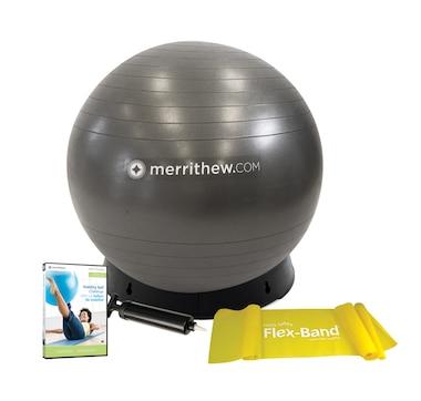 Merrithew™ Stability Ball™ with Base Bundle