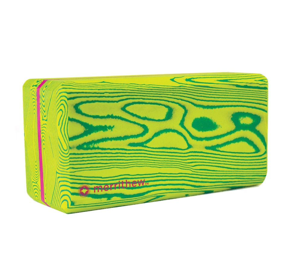 "Image 633265_GRN.jpg , Product 633-265 / Price $22.49 , Merrithew Yoga Block For Kids 3"" from Merrithew on TSC.ca's Health & Fitness department"