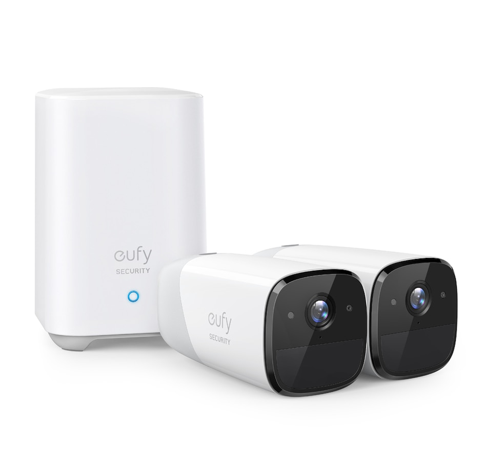Image 633570.jpg , Product 633-570 / Price $429.99 , Eufy Cam2 Smart Wireless HD Security Camera x2 with HomeBase  on TSC.ca's Electronics department