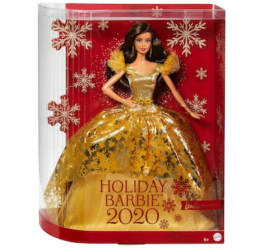 Barbie Holiday Doll (LTNA)