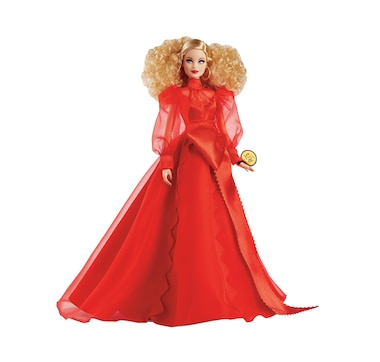 Mattel 75th Anniversary Doll (Blonde)