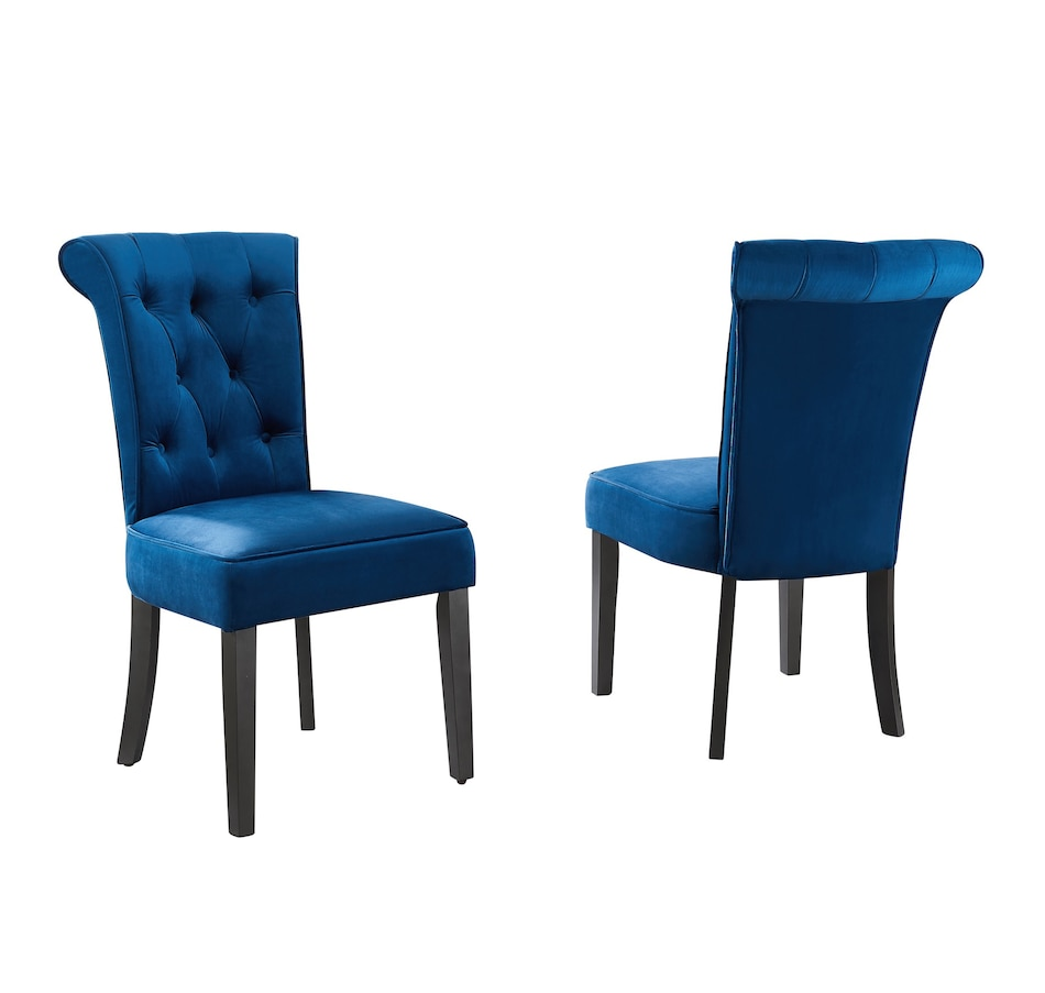 Image 638784_BLU.jpg , Product 638-784 / Price $419.00 , Brassex Ava Dining Chair - Set of 2 from Brassex on TSC.ca's Home & Garden department