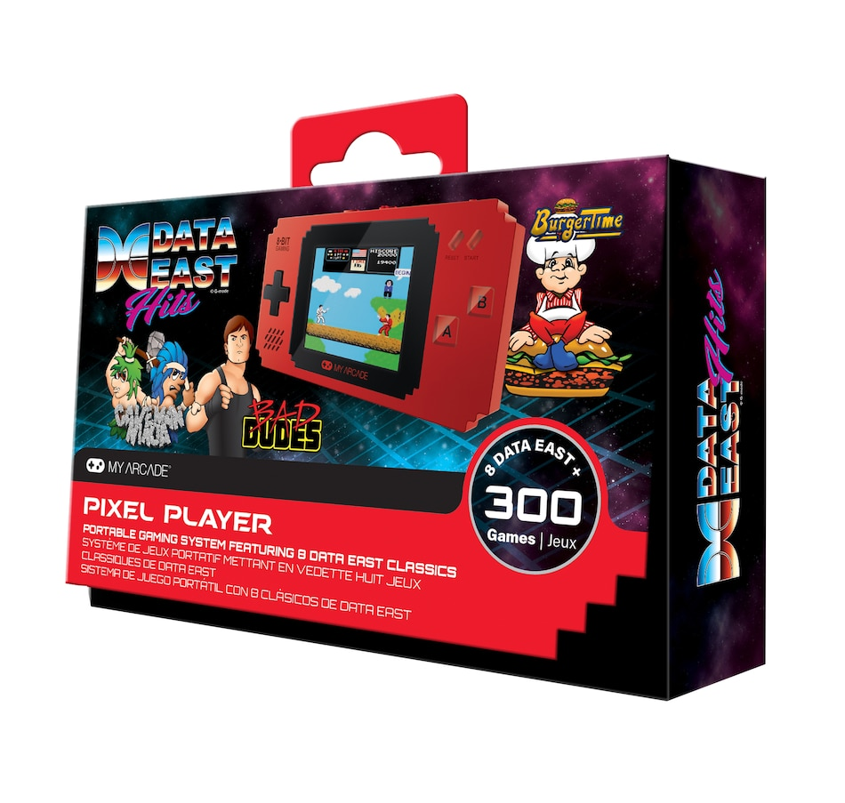 Image 638942.jpg , Product 638-942 / Price $44.99 , Dreamgear Pixel Player  on TSC.ca's Coins & Hobbies department