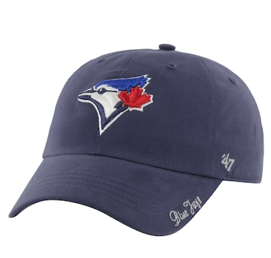 Women's Toronto Blue Jays MLB Miata '47 True Navy Clean Up Cap
