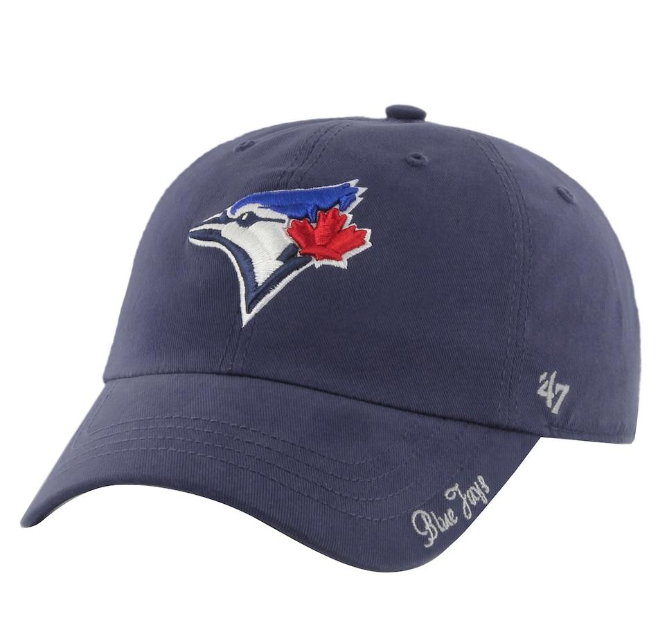 Image 641382.jpg , Product 641-382 / Price $29.99 , Women's Toronto Blue Jays MLB Miata '47 True Navy Clean Up Cap  on TSC.ca's Sports department