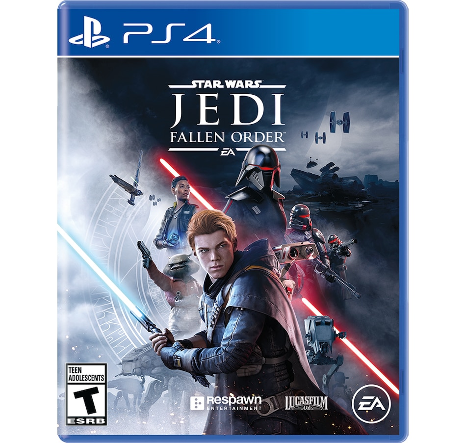 Image 641431.jpg , Product 641-431 / Price $79.99 , Star Wars Jedi: Fallen Order PS4 from PlayStation on TSC.ca's Coins & Hobbies department