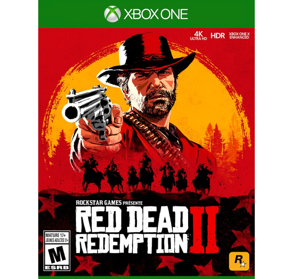 Image 641437.jpg , Product 641-437 / Price $79.99 , Red Dead Redemption 2 Xbox One from XBOX on TSC.ca's Coins & Hobbies department