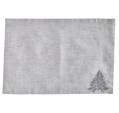 Mera Linens Christmas Tree Placemats (Set of 2)