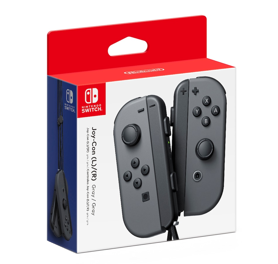 Image 642135_GRY.jpg , Product 642-135 / Price $99.99 , Joy-Con (L–R) from Nintendo on TSC.ca's Electronics department