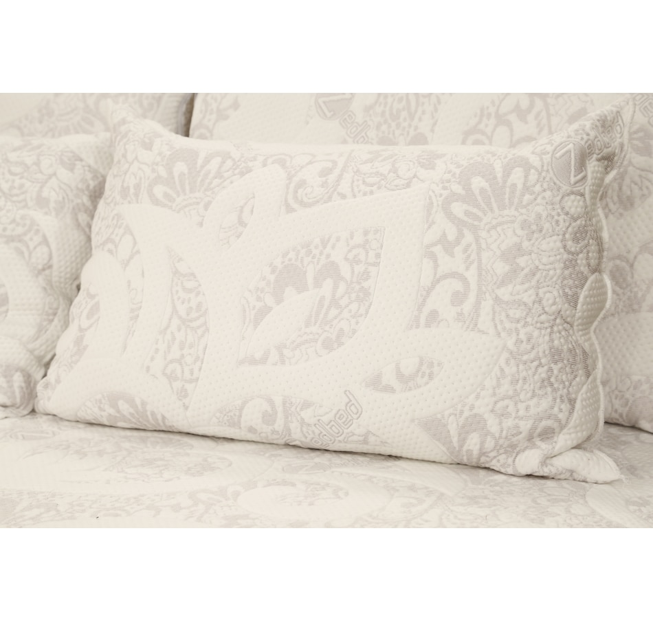 Image 642152.jpg , Product 642-152 / Price $99.99 , ZedBed Lavender Flakes Breeze Pillow from Zedbed on TSC.ca's Home & Garden department