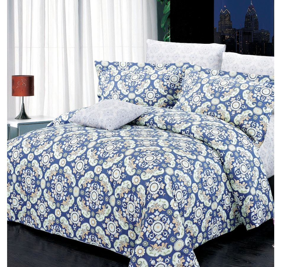 Image 642253.jpg , Product 642-253 / Price $92.99 - $133.99 , North Home Harper 4 Pc Duvet Cover Set from North Home on TSC.ca's Home & Garden department