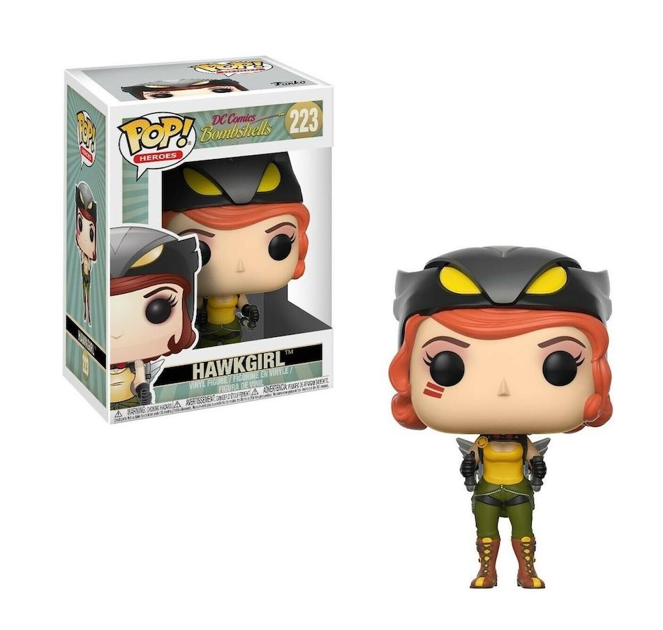 Image 642409.jpg , Product 642-409 / Price $14.99 , Funko Pop! Heroes: DC Comics Bombshells - Hawkgirl from Funko Pop on TSC.ca's Coins & Hobbies department