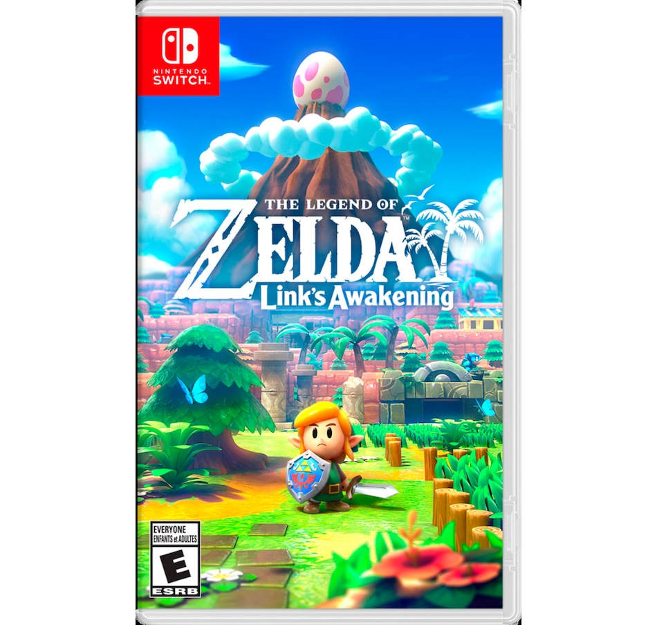 Image 642514.jpg , Product 642-514 / Price $79.99 , The Legend of Zelda: Link's Awakening from Nintendo on TSC.ca's Holiday Gift Shop department