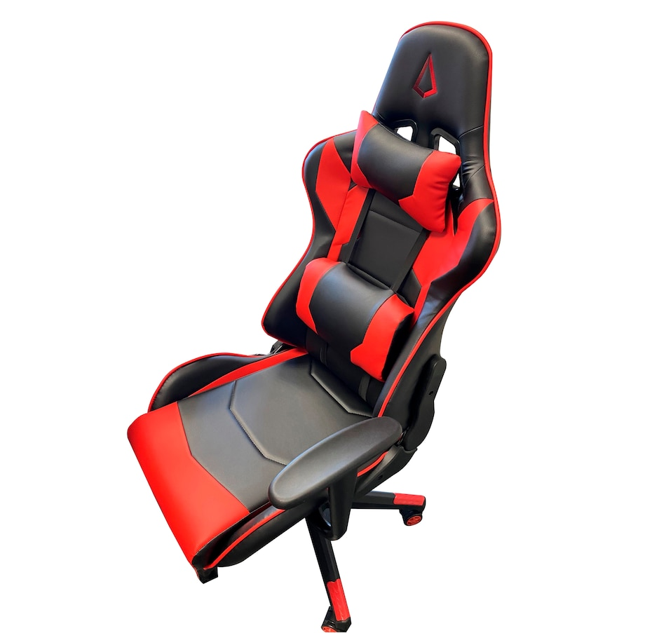 Image 642517.jpg , Product 642-517 / Price $399.99 , LBT Phoenix Reclining Gaming Chair with Adjustable Armrest from LBT on TSC.ca's Coins & Hobbies department