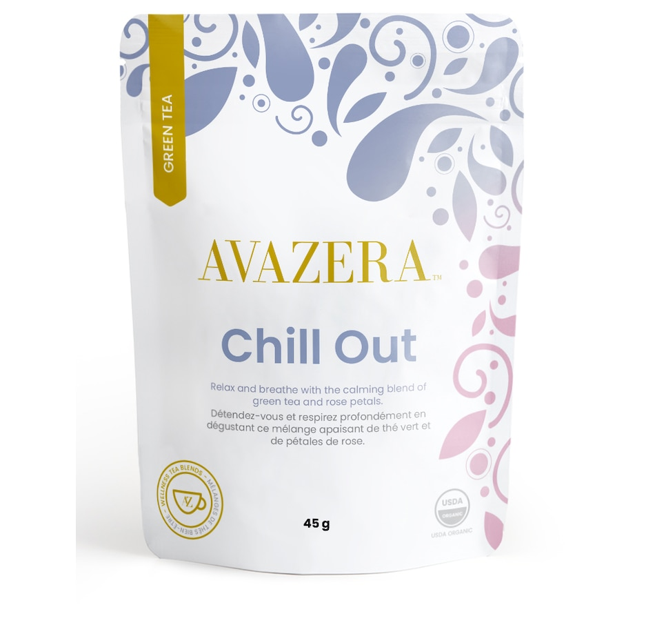 Image 642577.jpg , Product 642-577 / Price $19.00 , Avazera Loose Leaf Tea Chill Out from Avazera on TSC.ca's Health & Fitness department