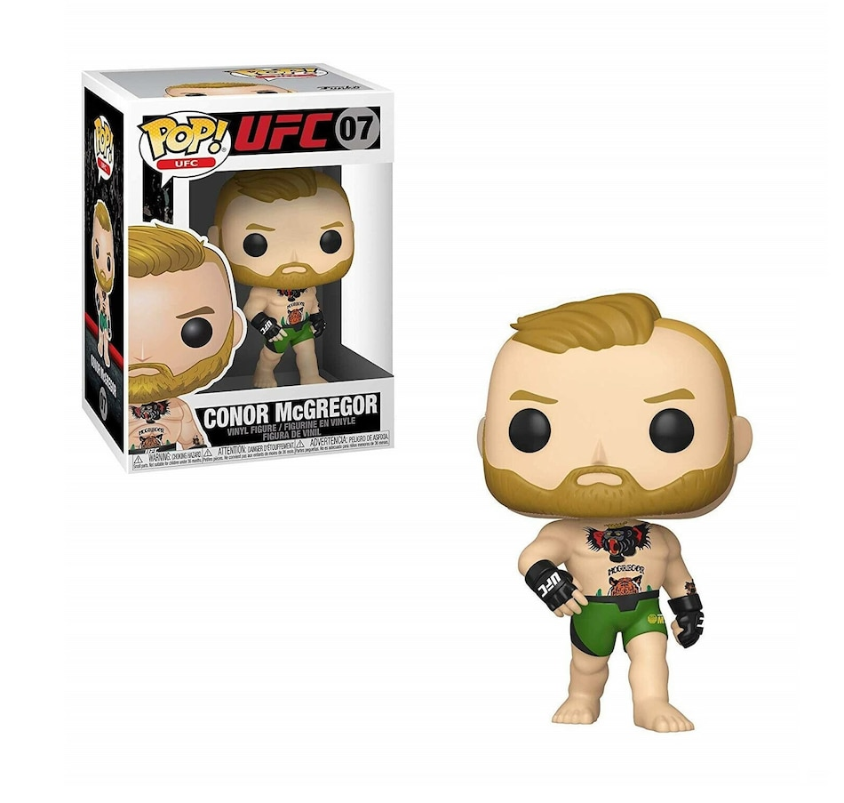 Image 643760.jpg , Product 643-760 / Price $14.99 , Funko POP! Sports: UFC - Conor McGregor from Funko Pop on TSC.ca's Coins & Hobbies department