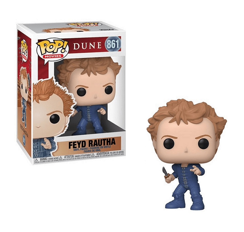 Image 643761.jpg , Product 643-761 / Price $14.99 , Funko POP! Movies: Dune - Feyd Rautha from Funko Pop on TSC.ca's Coins & Hobbies department