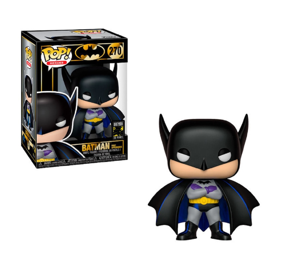 Image 643819.jpg , Product 643-819 / Price $14.99 , Funko Pop! Heroes: Batman - Batman First Appearance from Funko Pop on TSC.ca's Coins & Hobbies department