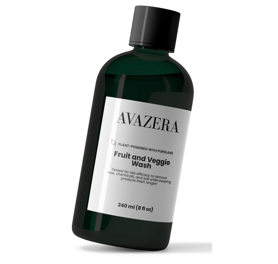 Image 644119.jpg , Product 644-119 / Price $19.99 , Avazera Fruit and Veggie Wash from Avazera on TSC.ca's Health & Fitness department