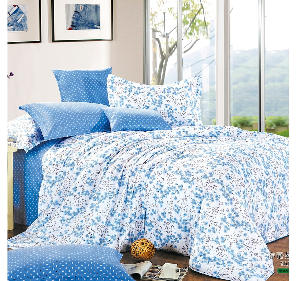 Image 644393.jpg , Product 644-393 / Price $102.99 , North Home Springfield 4 Piece Duvet Cover Set from North Home on TSC.ca's Home & Garden department
