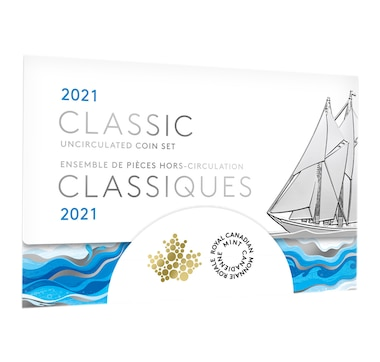 2021 Classic Canadian Coin Set