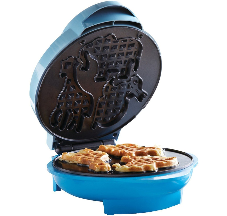 Image 646922.jpg , Product 646-922 / Price $29.99 , Brentwood Animal Waffle Maker from Brentwood Appliances on TSC.ca's Kitchen department