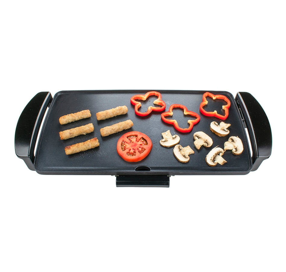 Image 646929.jpg , Product 646-929 / Price $49.99 , Brentwood Non-Stick Electric Griddle from Brentwood Appliances on TSC.ca's Kitchen department
