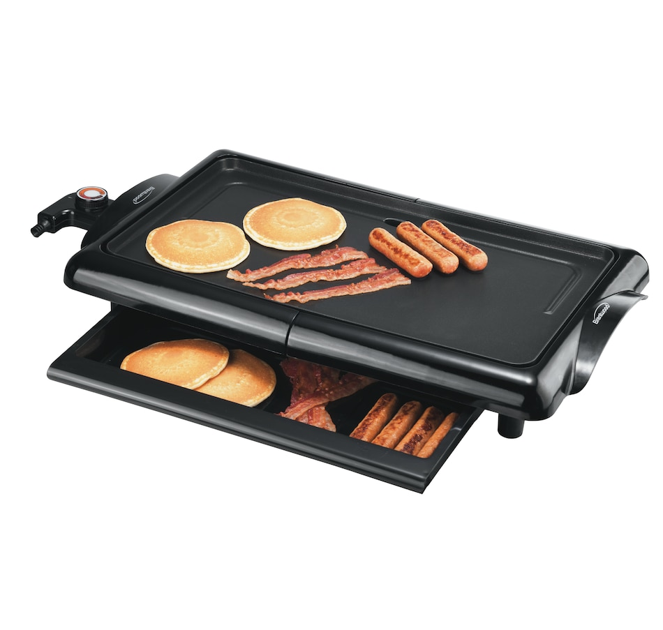 Image 646930.jpg , Product 646-930 / Price $57.99 , Brentwood Electric Non-Stick Griddle from Brentwood Appliances on TSC.ca's Kitchen department