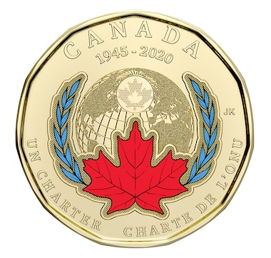 2020 Peace Coin Set 75th Anniversary of the Signing of the United Nations Charter
