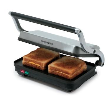 Salton Stainless Steel Sandwich Grill