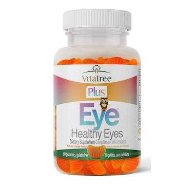 VitaTree Plus Healthy Eye Gummies 30-Day