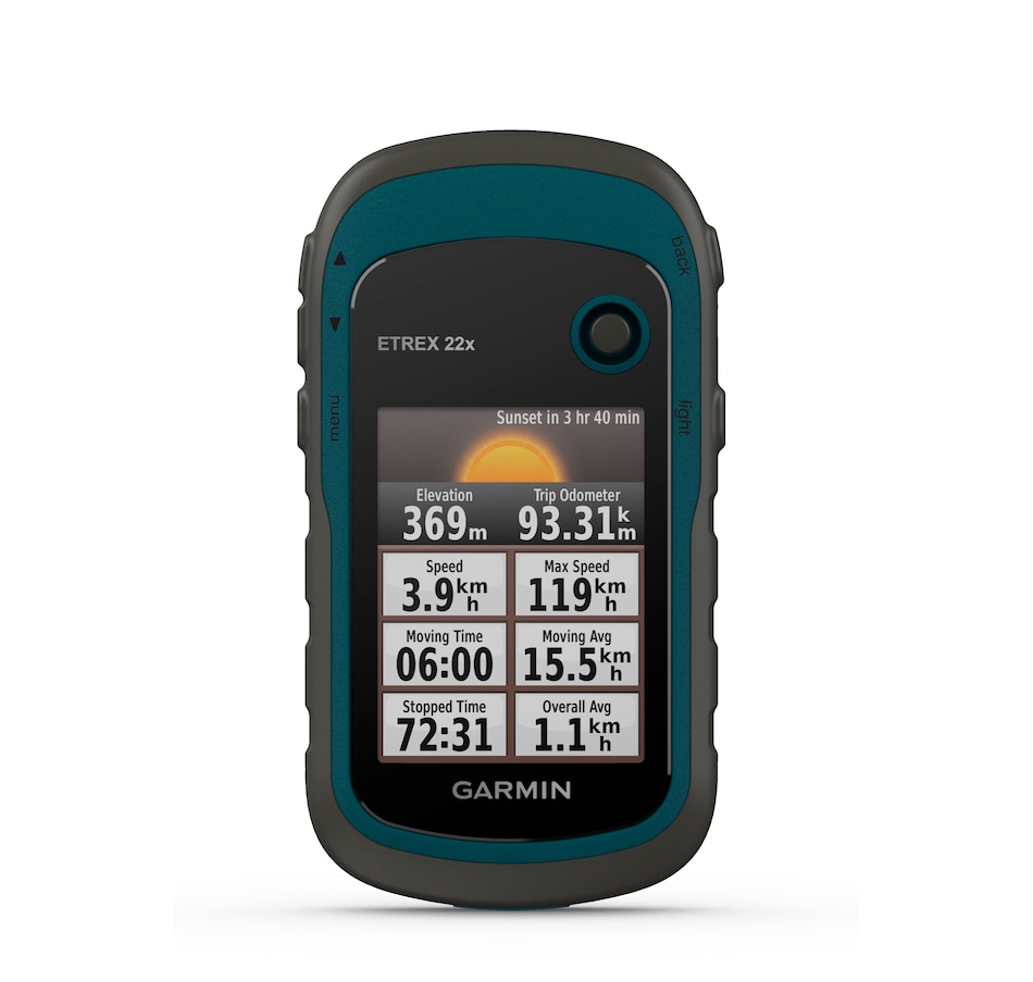 Image 648696.jpg , Product 648-696 / Price $199.99 , Garmin eTrex 22x Rugged Handheld GPS from Garmin on TSC.ca's Electronics department