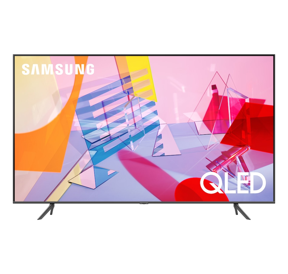 """Image 648785.jpg , Product 648-785 / Price $799.99 , Samsung QN43Q60TAFXZC 43"""" QLED 4K Crystal UHD HDR Smart TV (2020) from Samsung on TSC.ca's Electronics department"""