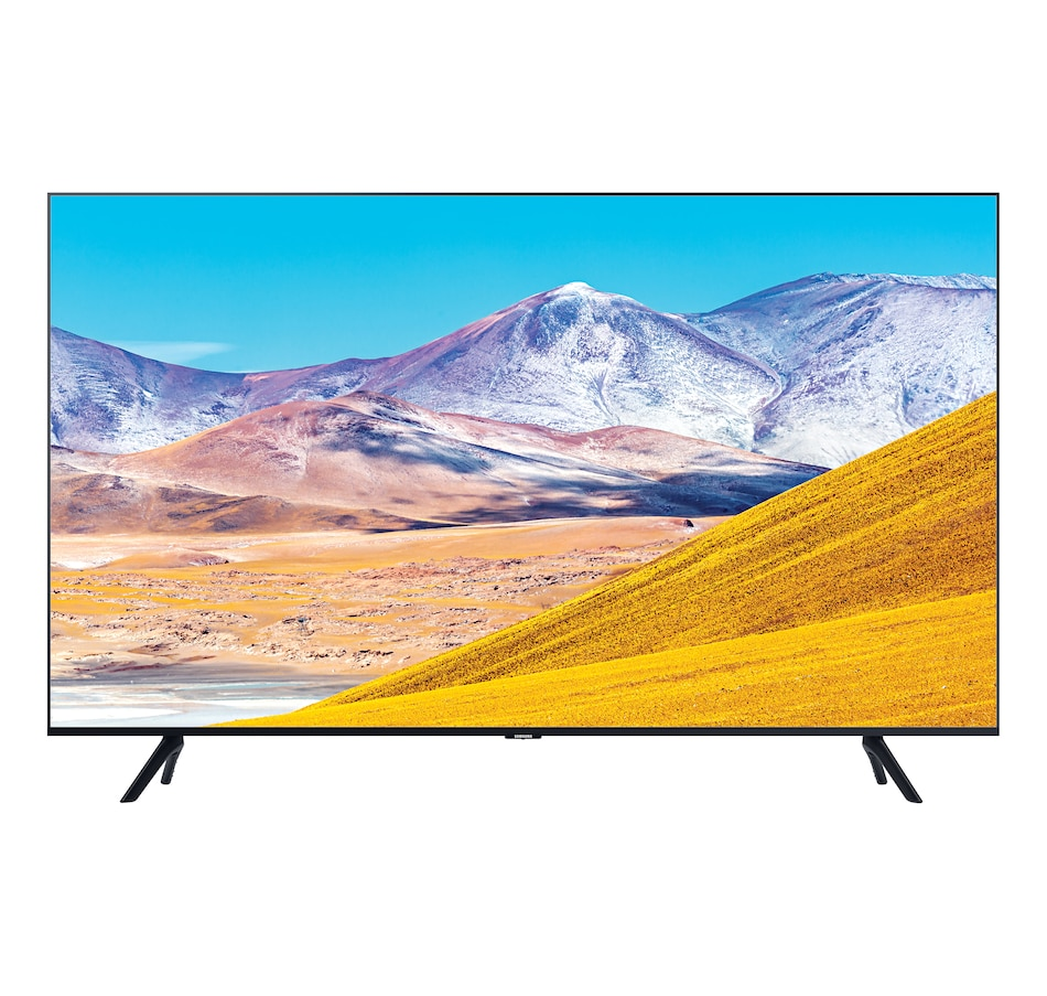 """Image 648786.jpg , Product 648-786 / Price $2,499.98 , Samsung UN85TU8000 85"""" 4K Crystal UHD HDR Smart TV (2020) from Samsung on TSC.ca's Electronics department"""