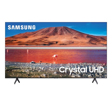 "Samsung UN65TU7000 65"" 4K Crystal UHD HDR Smart TV (2020)"