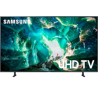"Samsung 65"" 4K UHD HDR LED Tizen Smart TV (UN65RU8000FXZC) (Open Box)"