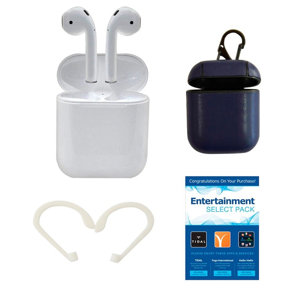 Image 649714_BLU.jpg , Product 649-714 / Price $369.99 , Apple AirPods (2nd generation) with Charging Case from Apple on TSC.ca's Electronics department