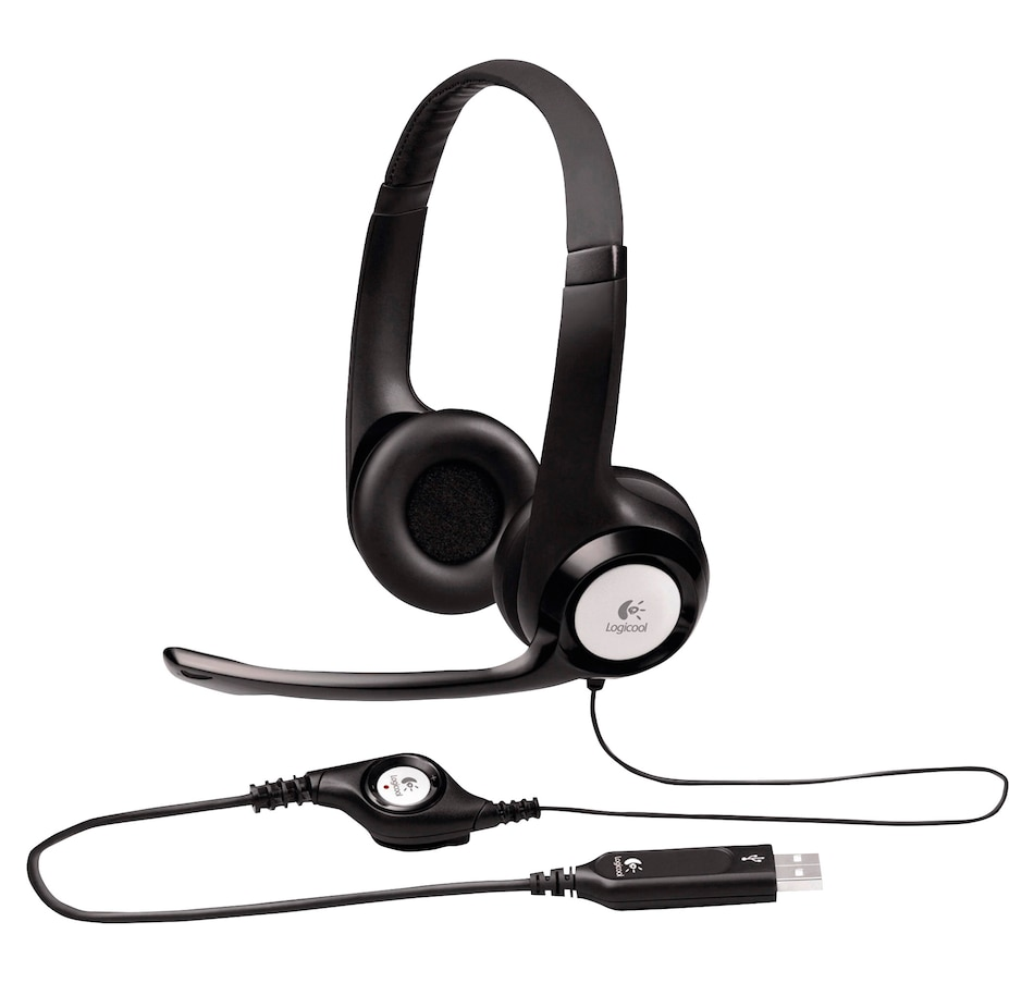 Image 649778.jpg , Product 649-778 / Price $69.99 , Logitech USB Headset H390 from Logitech on TSC.ca's Electronics department