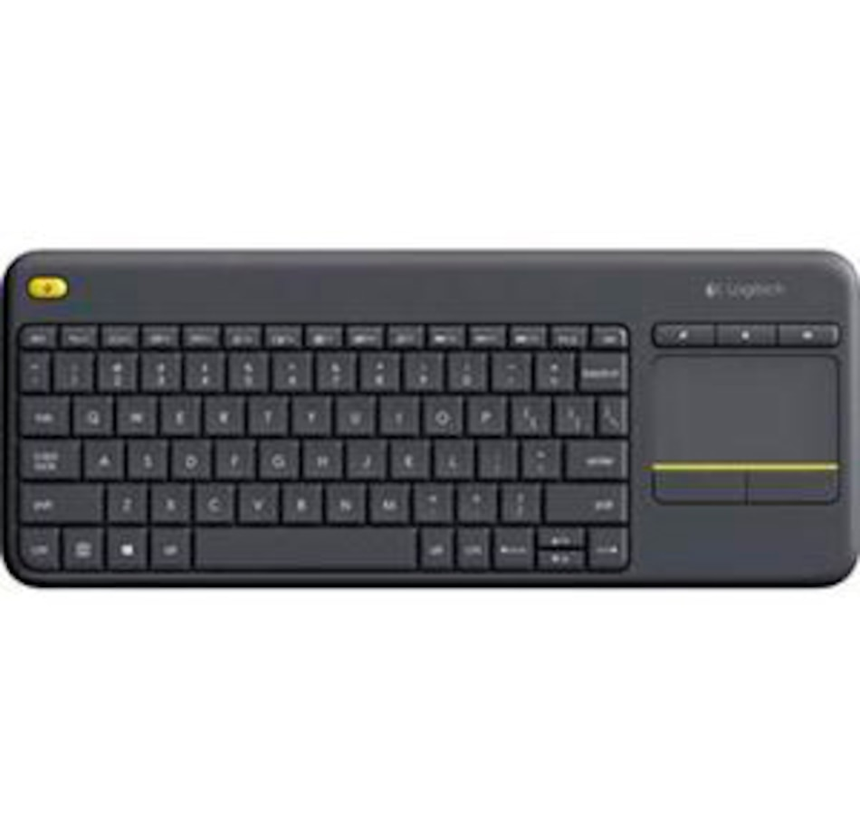 Image 649779.jpg , Product 649-779 / Price $59.99 , Logitech Wireless Touch Keyboard K400 Plus from Logitech on TSC.ca's Electronics department